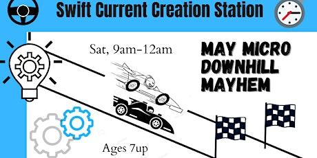 May Micro Downhill Mayhem tickets