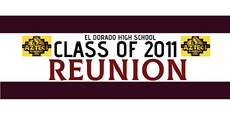 EDHS Class of 2011 Reunion tickets