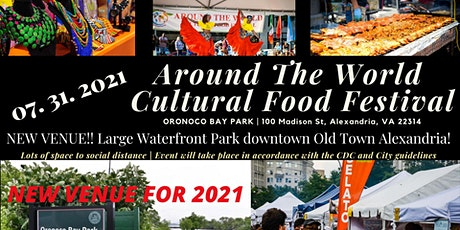 Around The World Cultural Food Festival tickets