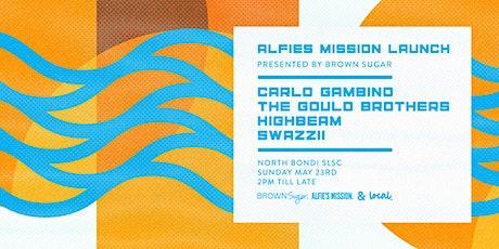 Brown Sugar x Alfie's Mission Launch tickets
