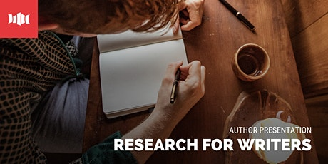 The Importance of Research for Writers - Nowra Library tickets