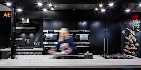 AEG Cooking Demonstration @ Spartan Campbelltown tickets