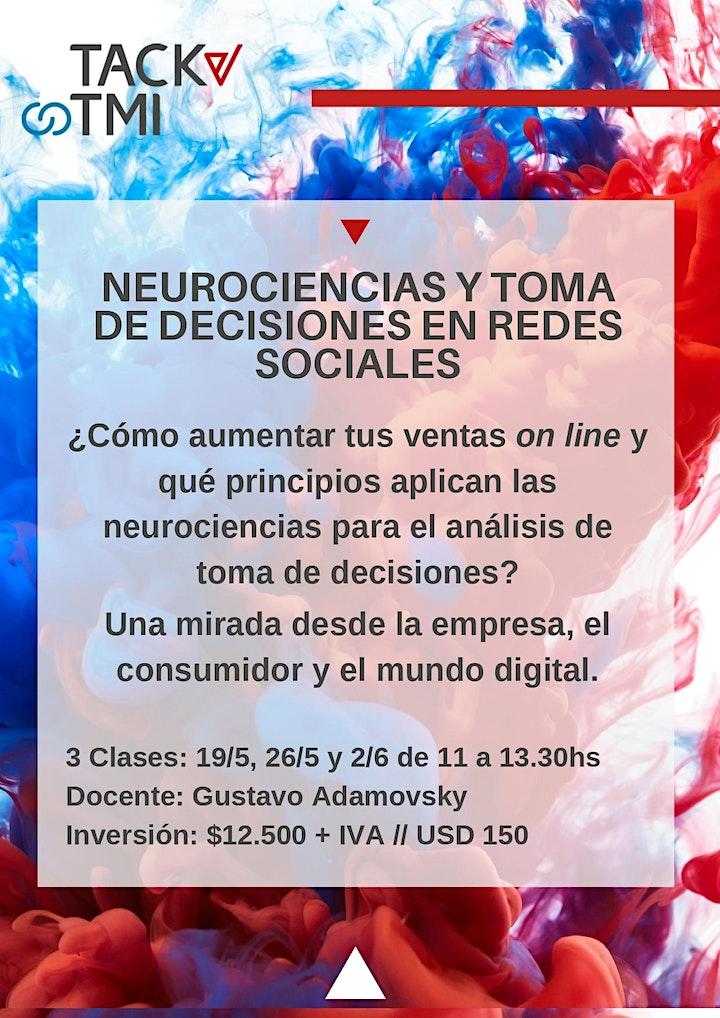 Imagen de CURSO - Neurociencias y toma de decisiones en redes sociales