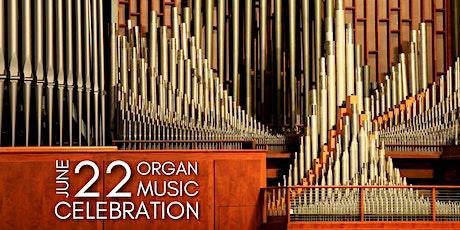 Live Stream: Celebration of 50 yrs of Organ Music Ft. Jeff McLelland, organ tickets
