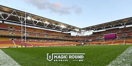 NRL Sideline Photography: Magic Round Brisbane tickets