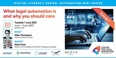 Automation Mini Series - What is automation tickets