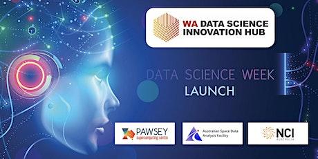 Data Science Week Launch tickets