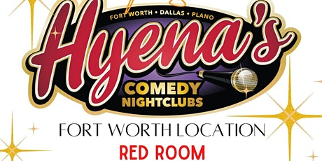 Yarnell's Vibe at Hyena's Comedy Club tickets