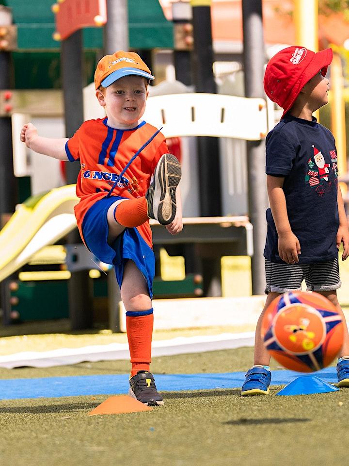 Mt Om Kids: Ginger Sport Soccer Workshops image