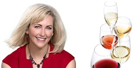 5 Wine & Food Pairing Mistakes: Natalie MacLean World's Best Drinks Writer tickets