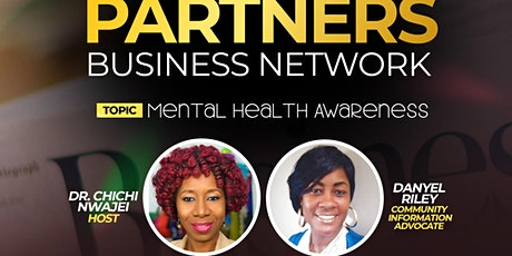 THE POWER PARTNERS BUSINESS NETWORK ON ZOOM tickets