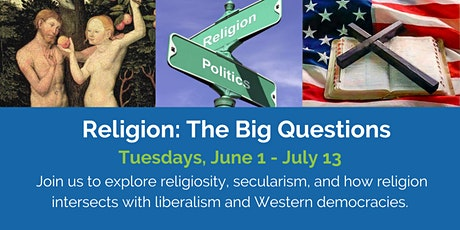Religion: The Big Questions tickets