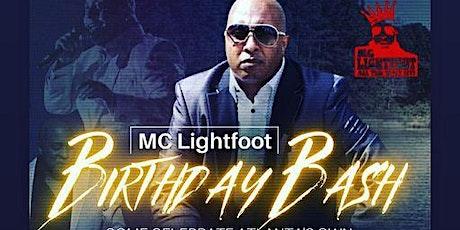 Mc Lightfoot's Birthday Bash tickets