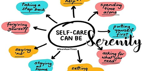 Self Care for Serenity Wednesday Zoom Group tickets