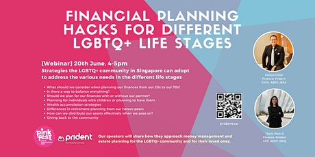 Financial planning hacks for different LGBTQ+ life stages entradas
