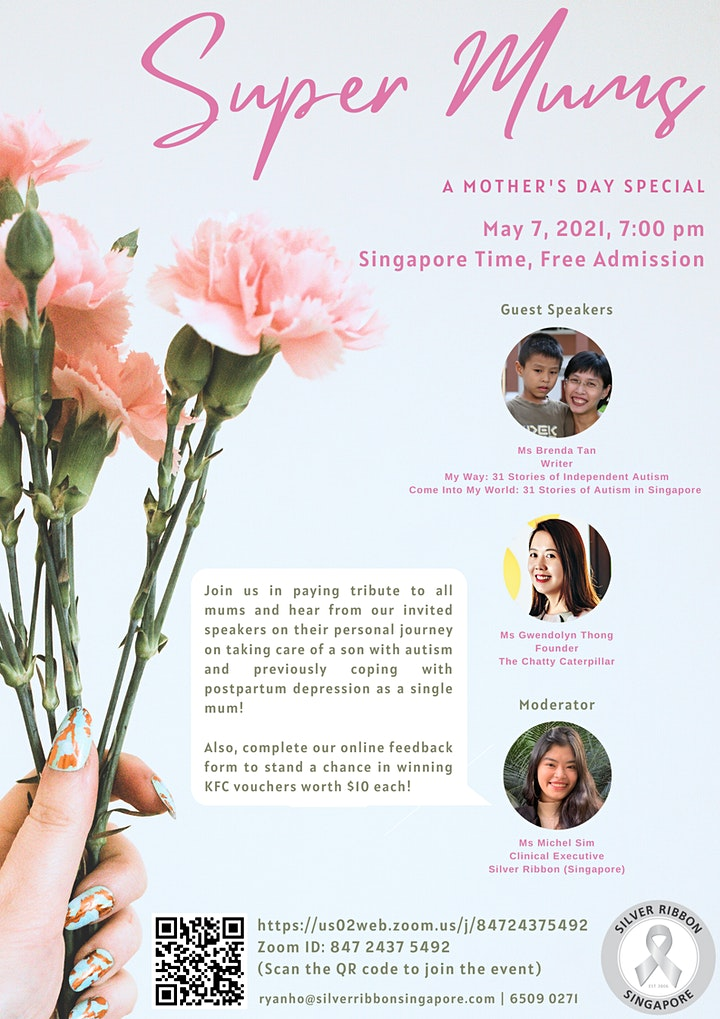 A Mother's Day Special: Super Mums image