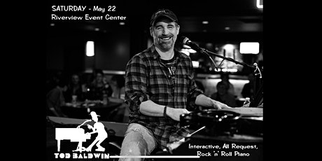 Tod Baldwin- All Request, Rock n' Roll Piano Party tickets