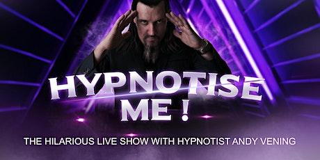 Comedy Hypnosis Show - Devonport RSL tickets