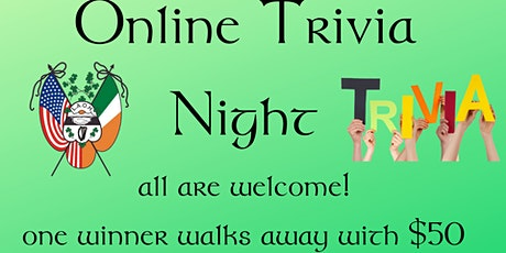 LAOH Division 6 Trivia Night tickets