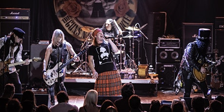 The Guns N Roses Tribute Experience at Oasis On The River Sanford FL tickets