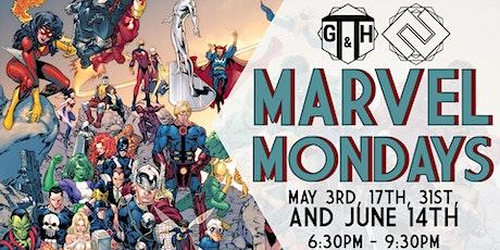 Marvel Mondays tickets
