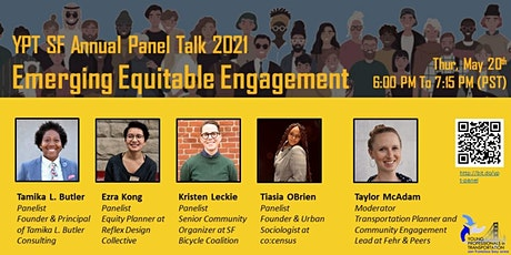 Emerging Equitable Engagement Panel: Covid-19 Lessons Learned tickets
