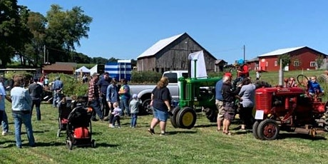 Tractor Day 2021 tickets