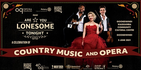 Are You Lonesome Tonight - Goondiwindi tickets