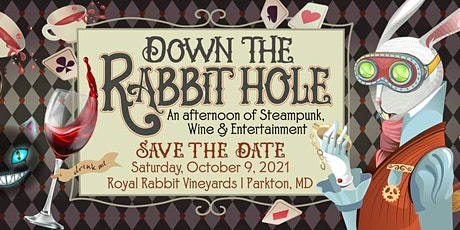 Down The Rabbit Hole - A Steampunk Adventure tickets