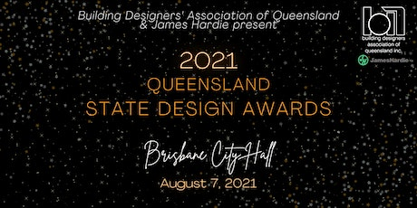 2021 BDAQ+ James Hardie Queensland State Design Awards tickets