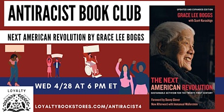 Loyalty Antiracist Book Club chats The Next American Revolution tickets