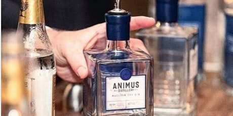 Animus Distillery Gin Masterclass tickets