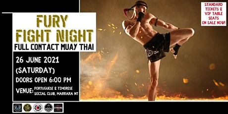 Fury Fight Night tickets