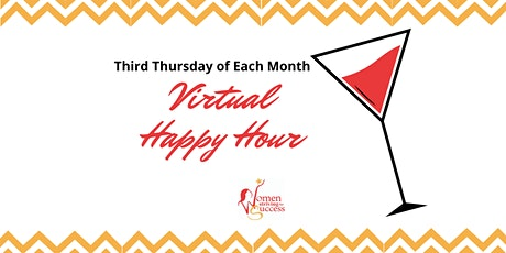 Virtual Happy Hour : Know Your Value & Work Life Balance tickets