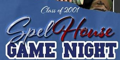 Class of 2001 - SpelHouse Game Night tickets