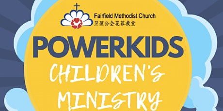 9 May - FFMC PowerKids Children's Ministry (Primary) tickets