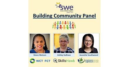 Building Community Panel tickets