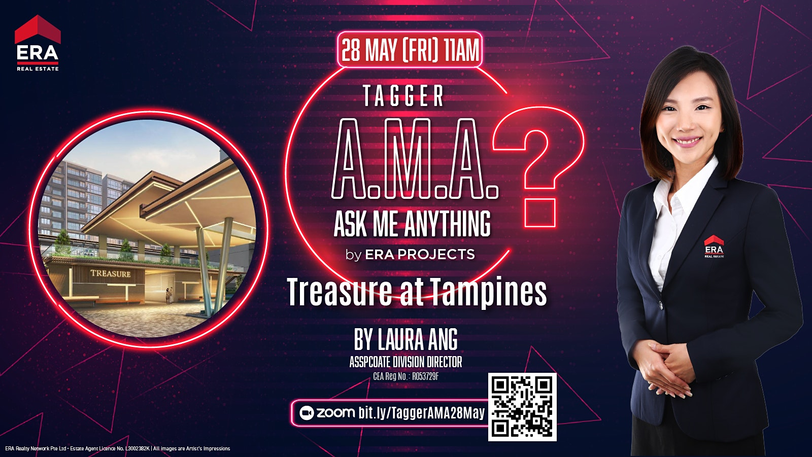 Tagger A.M.A. - Treasure at Tampines