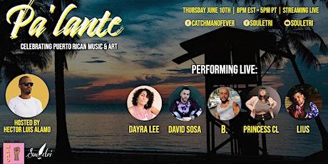 Souletri  Presents Pa'Lante tickets