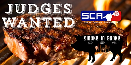 Smoke in Broke - SCA Judge 12 th of June 2021 tickets