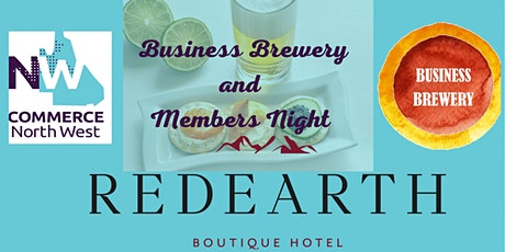 Business Brewery and Members Night tickets