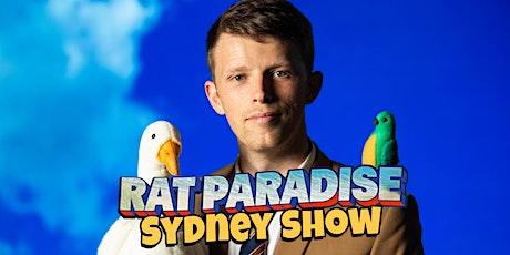 Jack Druce Sydney Solo Show tickets