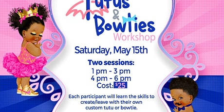 Tutus & Bowties tickets
