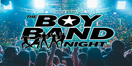 The Boy Band Night at 115 Bourbon Street - Thursday, July 15 tickets
