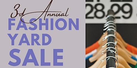 Fashion Yard Sale tickets