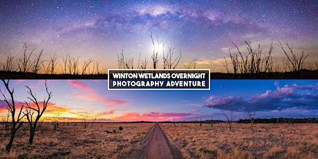 Winton Wetlands Overnight Photography Adventure tickets
