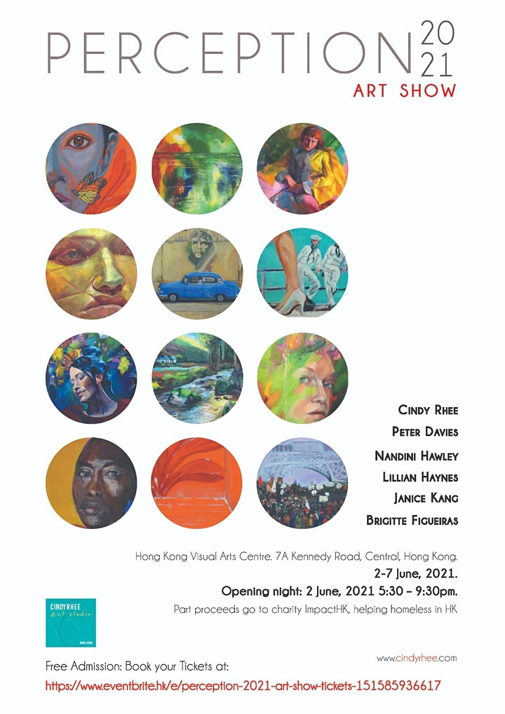 Perception 2021 Art Show image