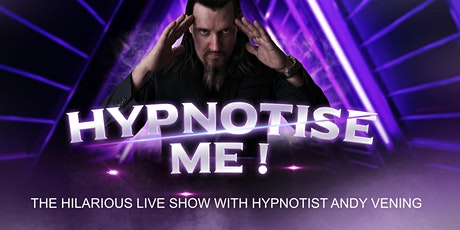 "Comedy Hypnosis Show - The ""Wickers Club"" tickets"
