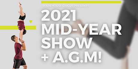 Mid-Year Show and AGM tickets