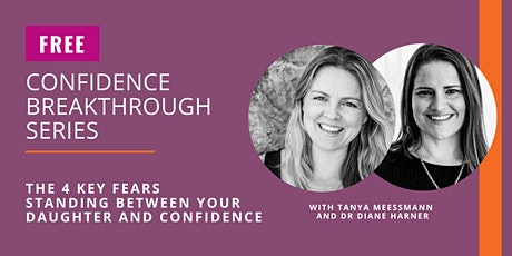 Free Confidence Breakthrough Series (Online) tickets